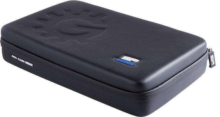 SP GADGETS Schutzhülle für GoPro + Zubehör »POV Case ELITE Large schwarz«