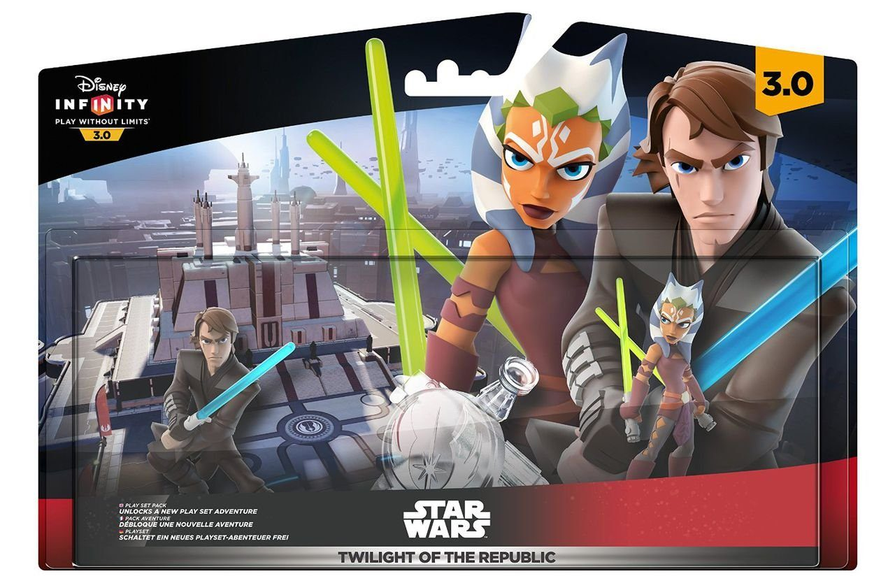 Disney Fanartikel »Disney Infinity 3.0: Playset - Twilight of the«