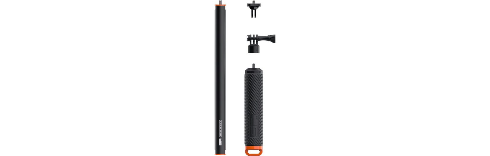 SP GADGETS wasserfeste Pole-Set für GoPro »Section Pole Set«