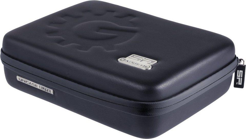 SP GADGETS Schutzhülle für GoPro + Zubehör » POV Case ELITE Medium Uni-Edition schwarz«