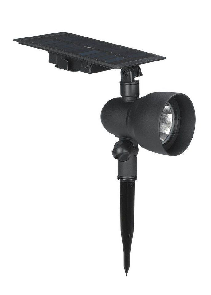 duracell led solar spot light gartenlampe gl008bdu 60. Black Bedroom Furniture Sets. Home Design Ideas