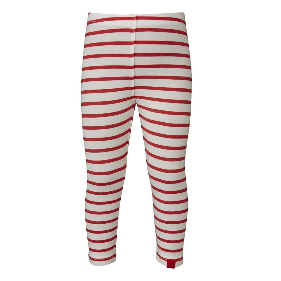 "LEGO Wear Duplo Leggings Pyrene ""Streifen"" Hose in rot"