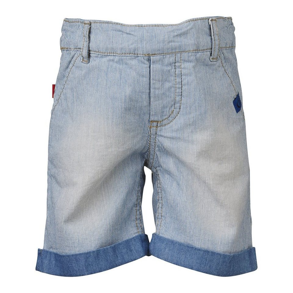 "LEGO Wear Duplo Bermudashorts Hose Pim ""meliert"" Kurzhose Strandhose in blau"