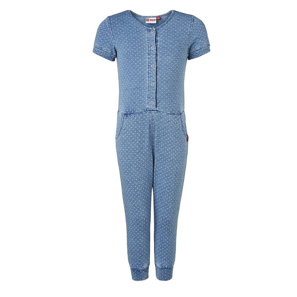 LEGO Wear Duplo Jumpsuit Hosenanzug Deena in light denim