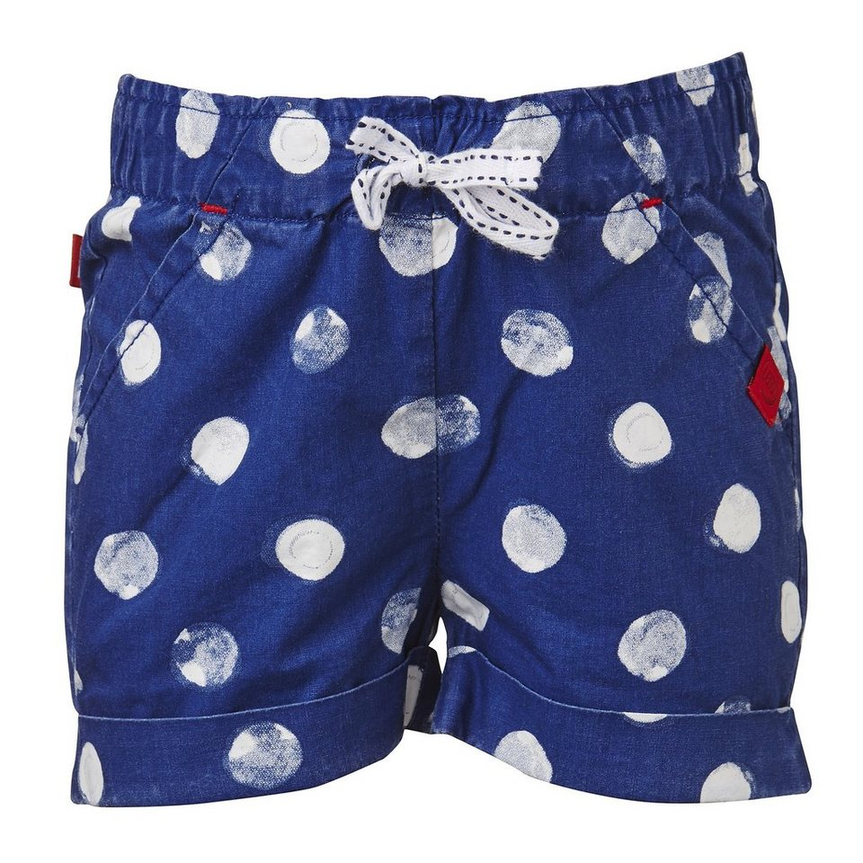 "LEGO Wear Duplo Shorts Hose Pyrene ""Points"" in dunkelblau"