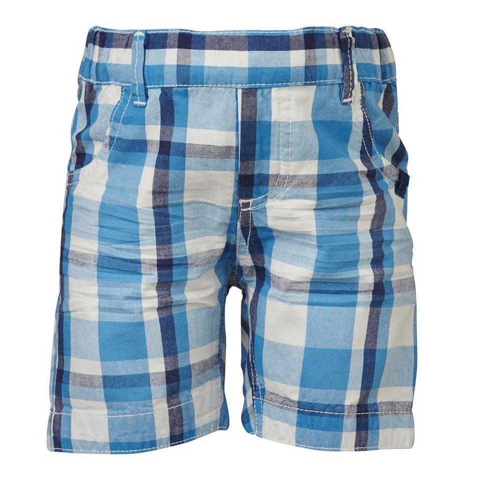 "LEGO Wear Duplo Bermudashorts Hose Pim ""Karo"" Kurzhose Strandhose in blau"