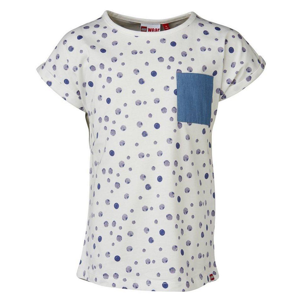 """LEGO Wear Brick?N Bricks T-Shirt Tamara """"Points"""" ärmellos Shirt in dunkelblau"""