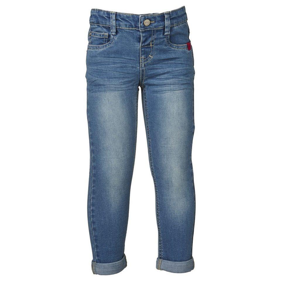 LEGO Wear Jeanshose Cropped Slim Porta Hose Jeans Medium Denim in denim