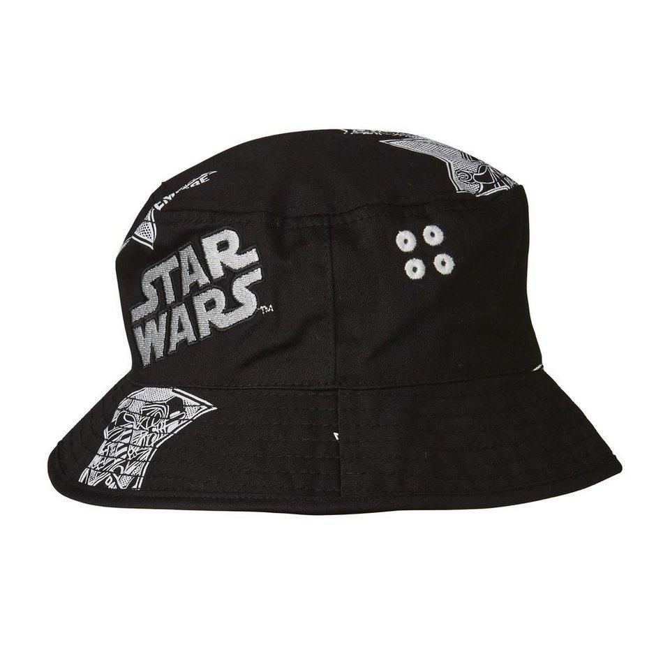 LEGO Wear STAR WARS(TM) Sommermütze Ace Hut Sonnenschutz in schwarz