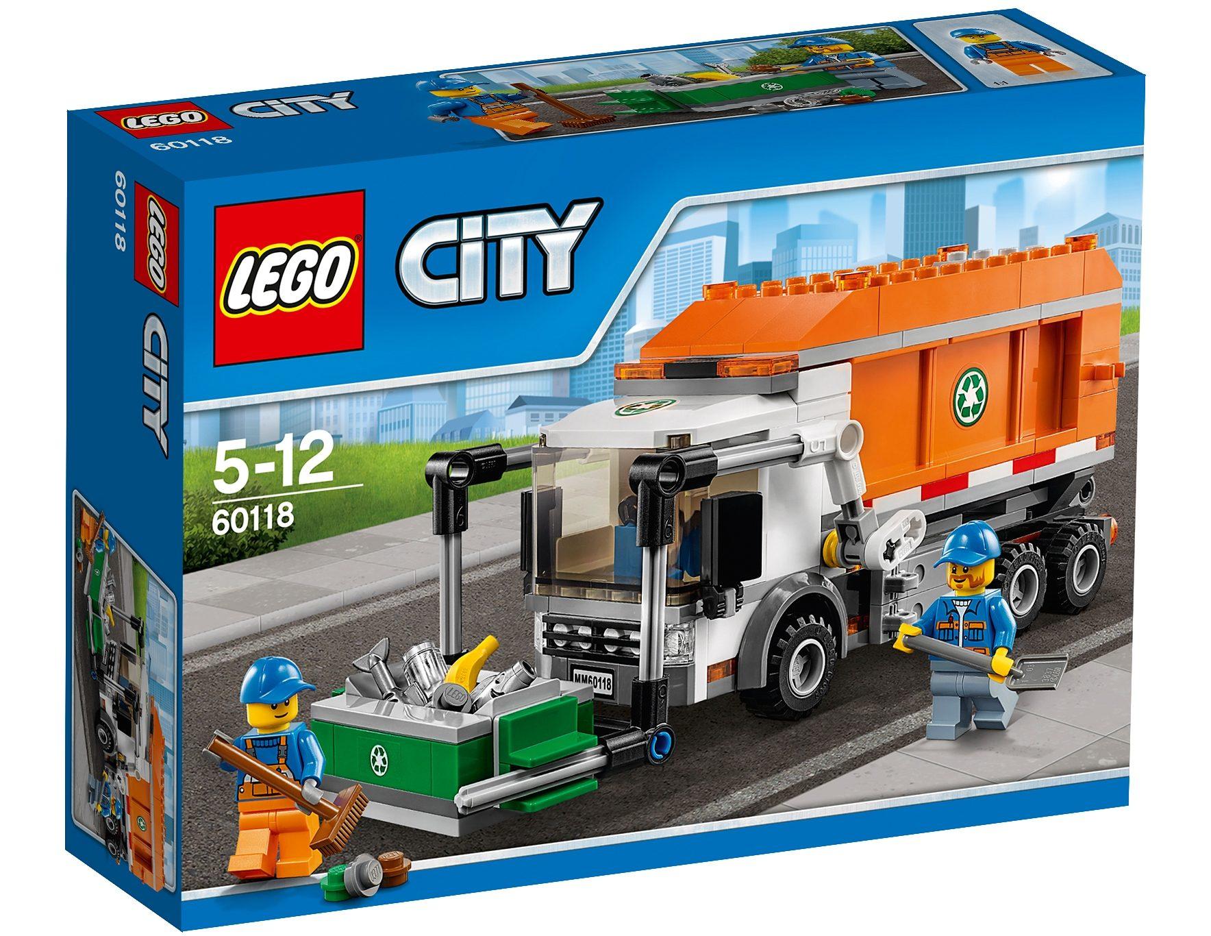 LEGO® Müllabfuhr (60118), »LEGO® City«