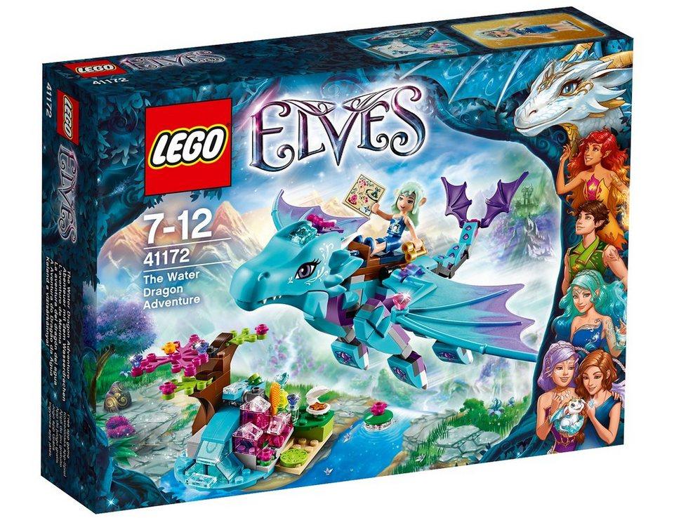 LEGO®, Abenteuer mit dem Wasserdrachen (41172), »LEGO® Elves«