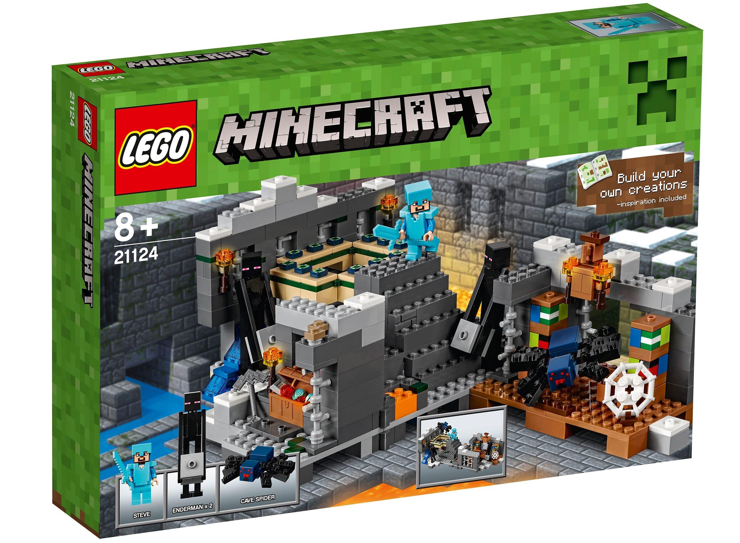 LEGO®, Das End-Portal (21124), »LEGO® Minecraft™«