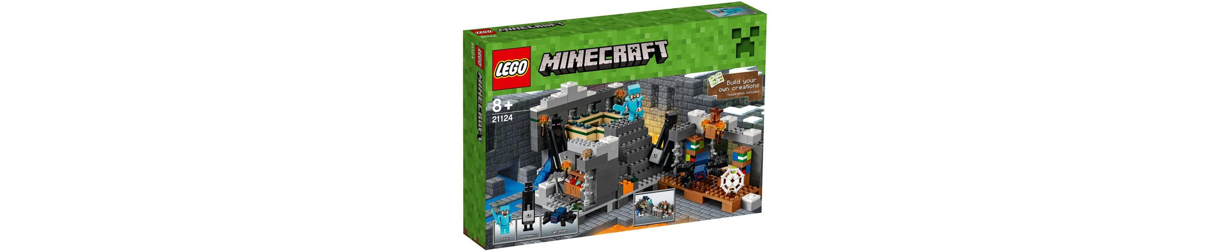LEGO® Das End-Portal (21124), »LEGO® Minecraft™«