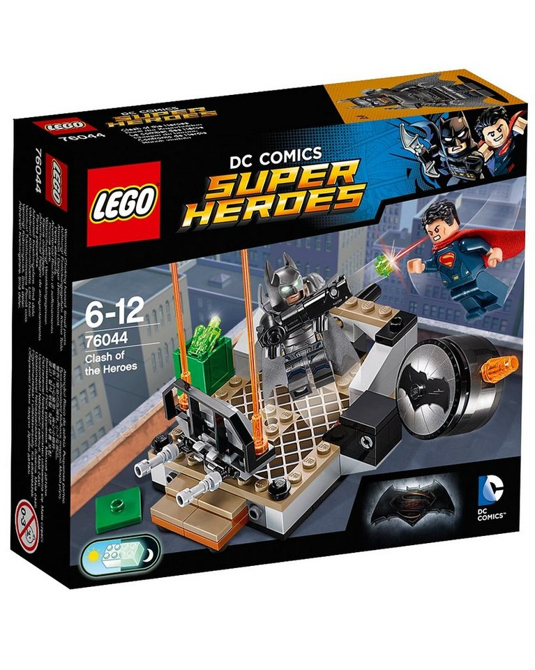 LEGO® Duell der Superhelden (76044), »LEGO® DC Comics Super Heroes«