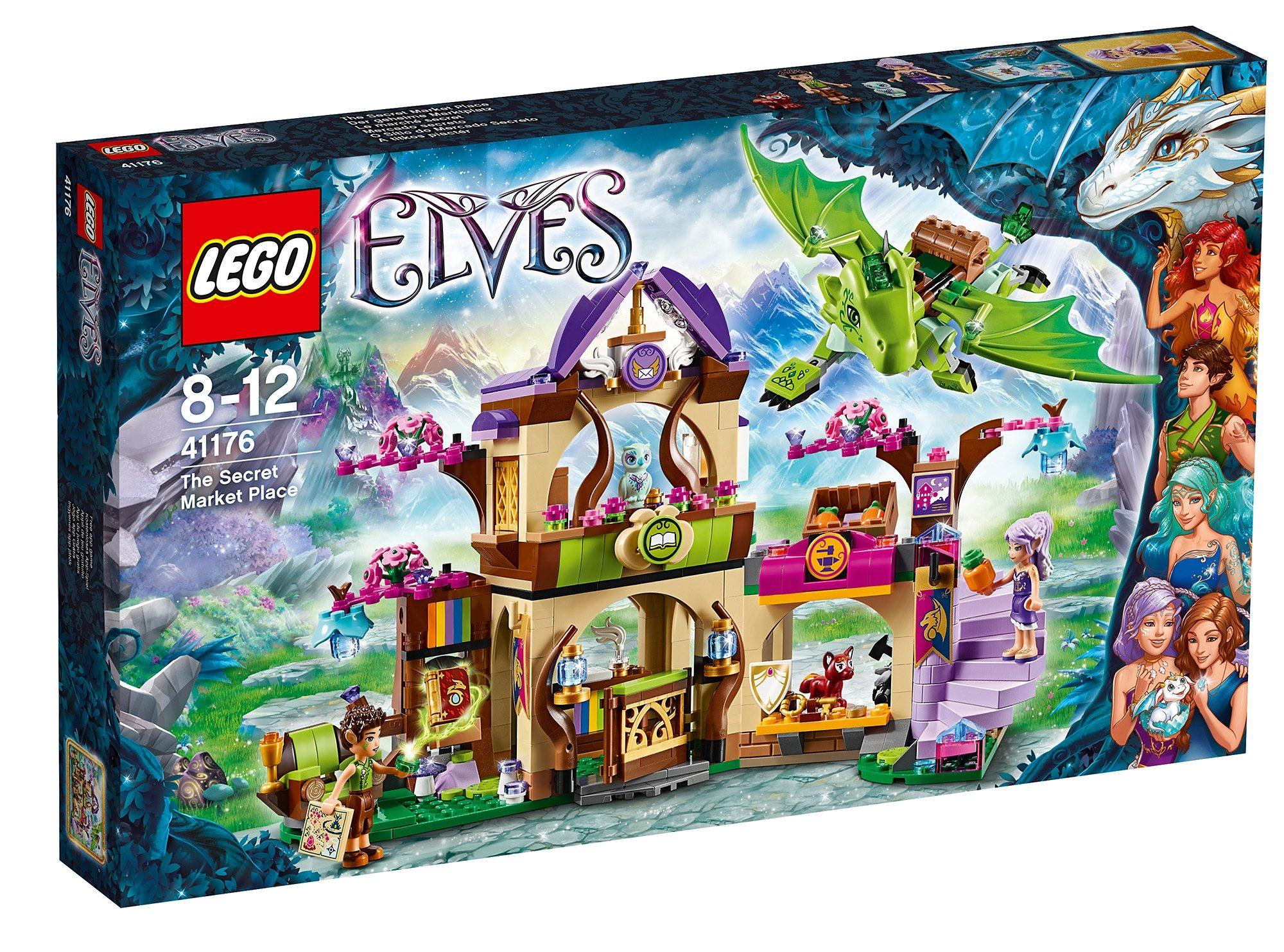 LEGO® Der geheime Marktplatz (41176), »LEGO® Elves«