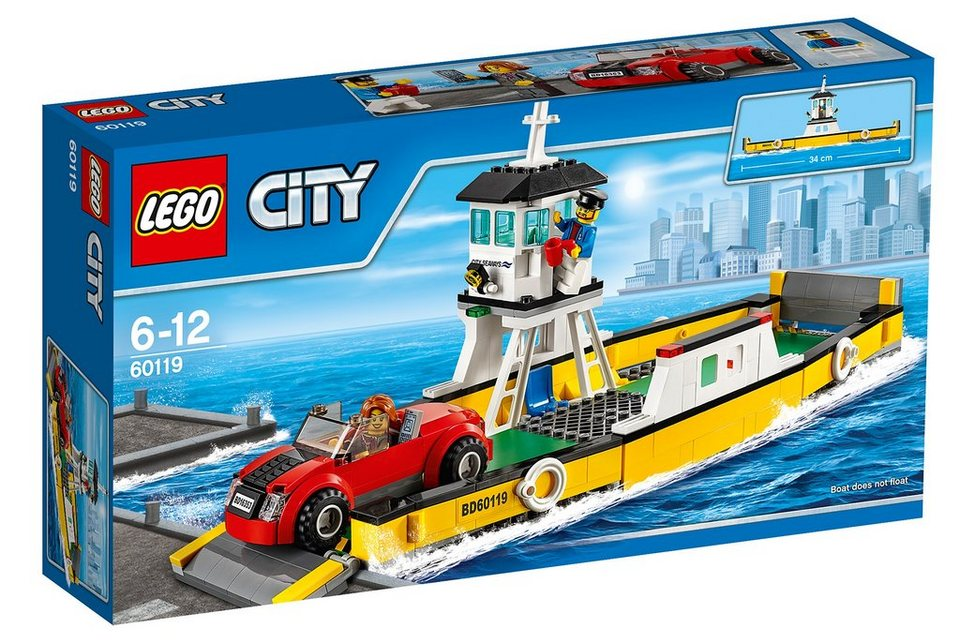 LEGO®, Fähre (60119), »LEGO® City Great Vehicles«