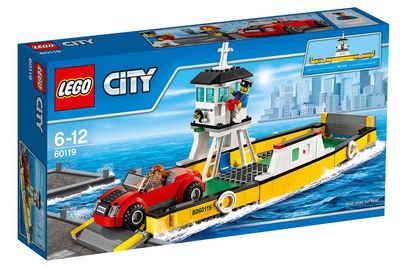 LEGO, Fähre (60119), »LEGO City Great Vehicles« Sale Angebote Grunewald