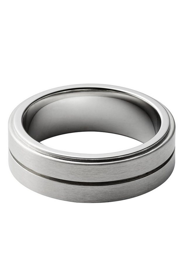 Skagen Ring, »Rasmus, SKJM0088040« in silberfarben