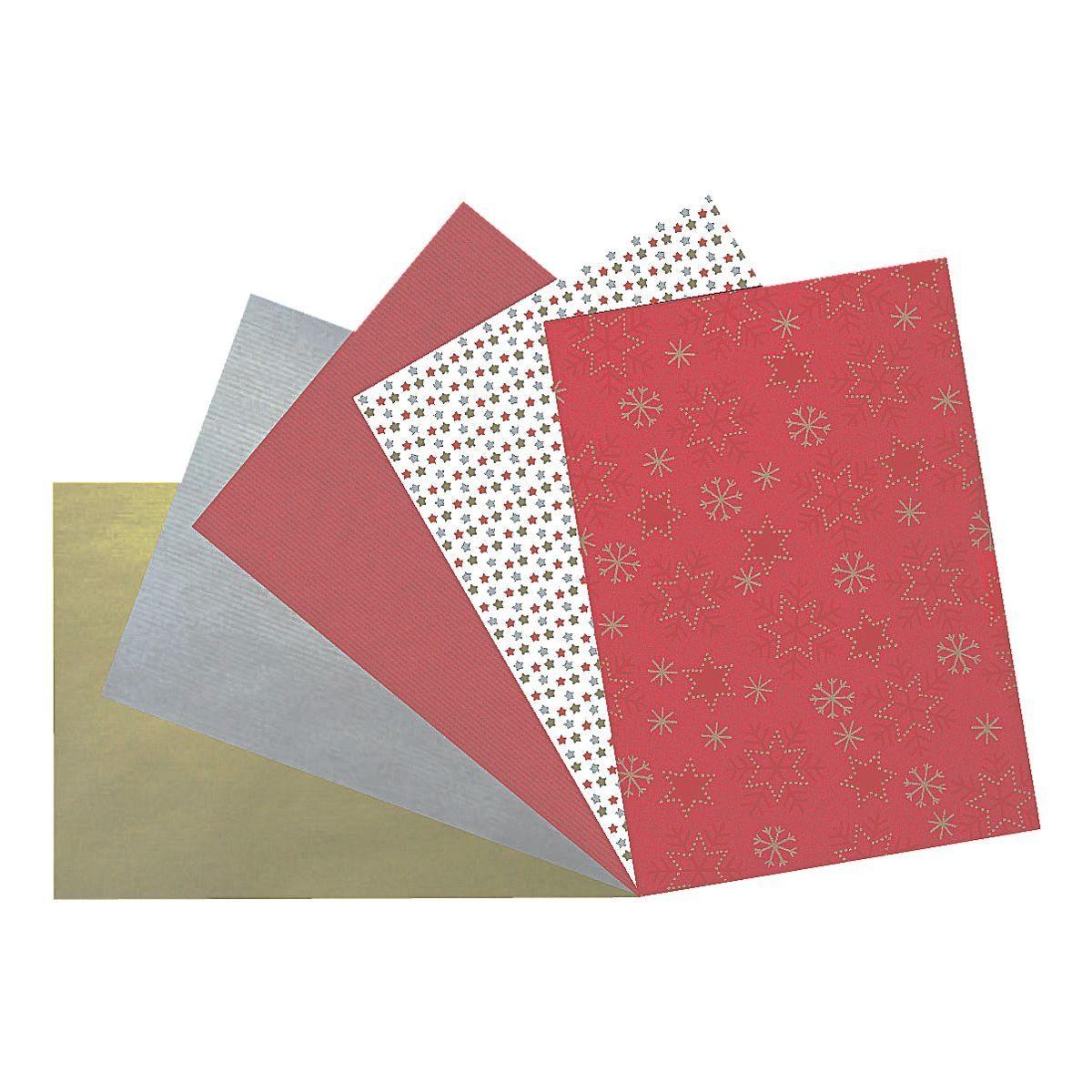 Bogengeschenkpapier »Christmas«