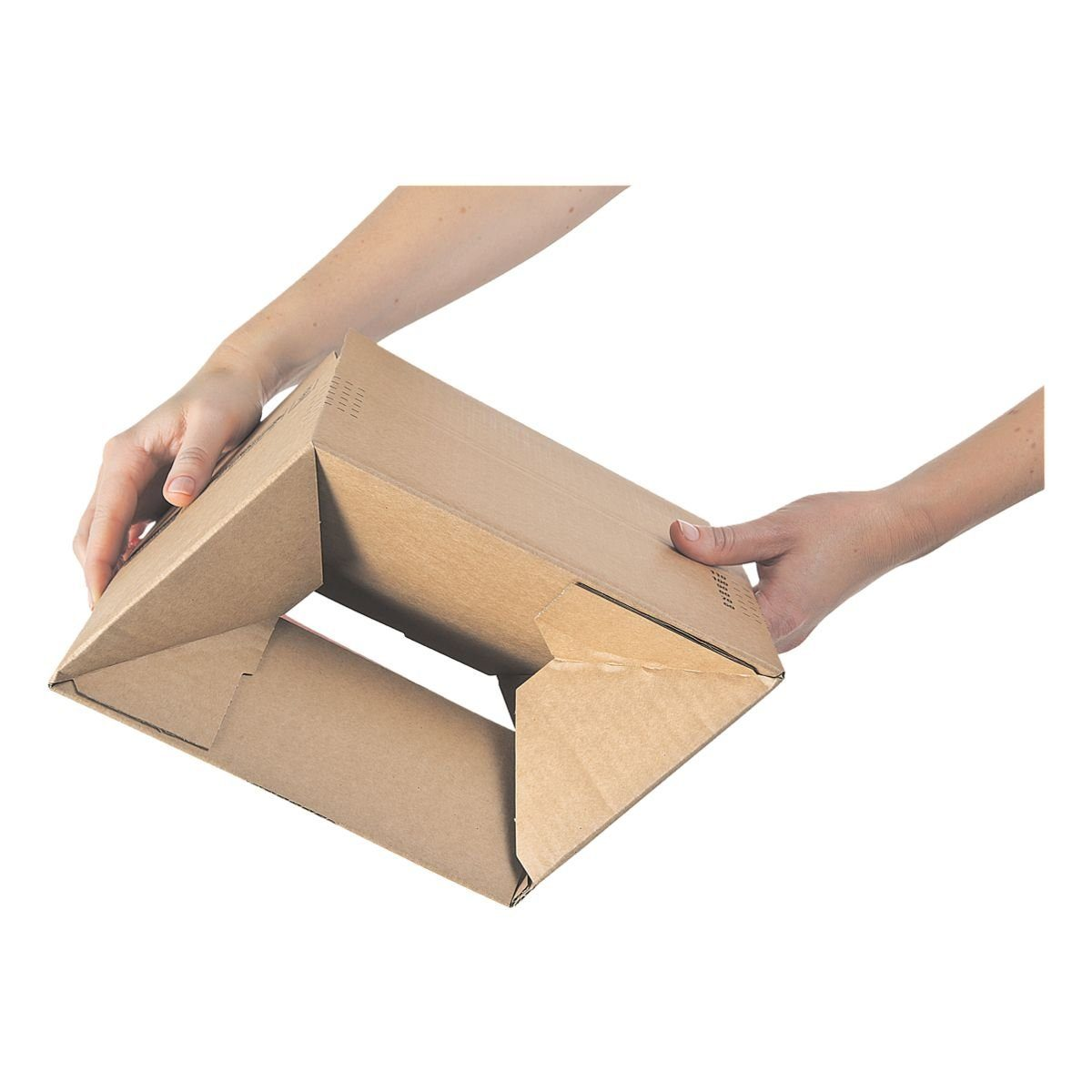COLOMPAC Blitzbodenkartons 12,9/15,9/7,0 cm