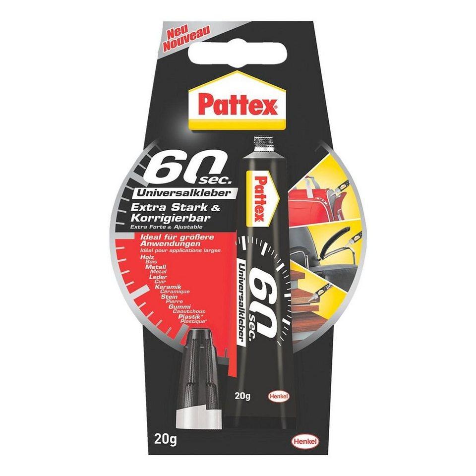 Pattex Alleskleber »60 sec.«