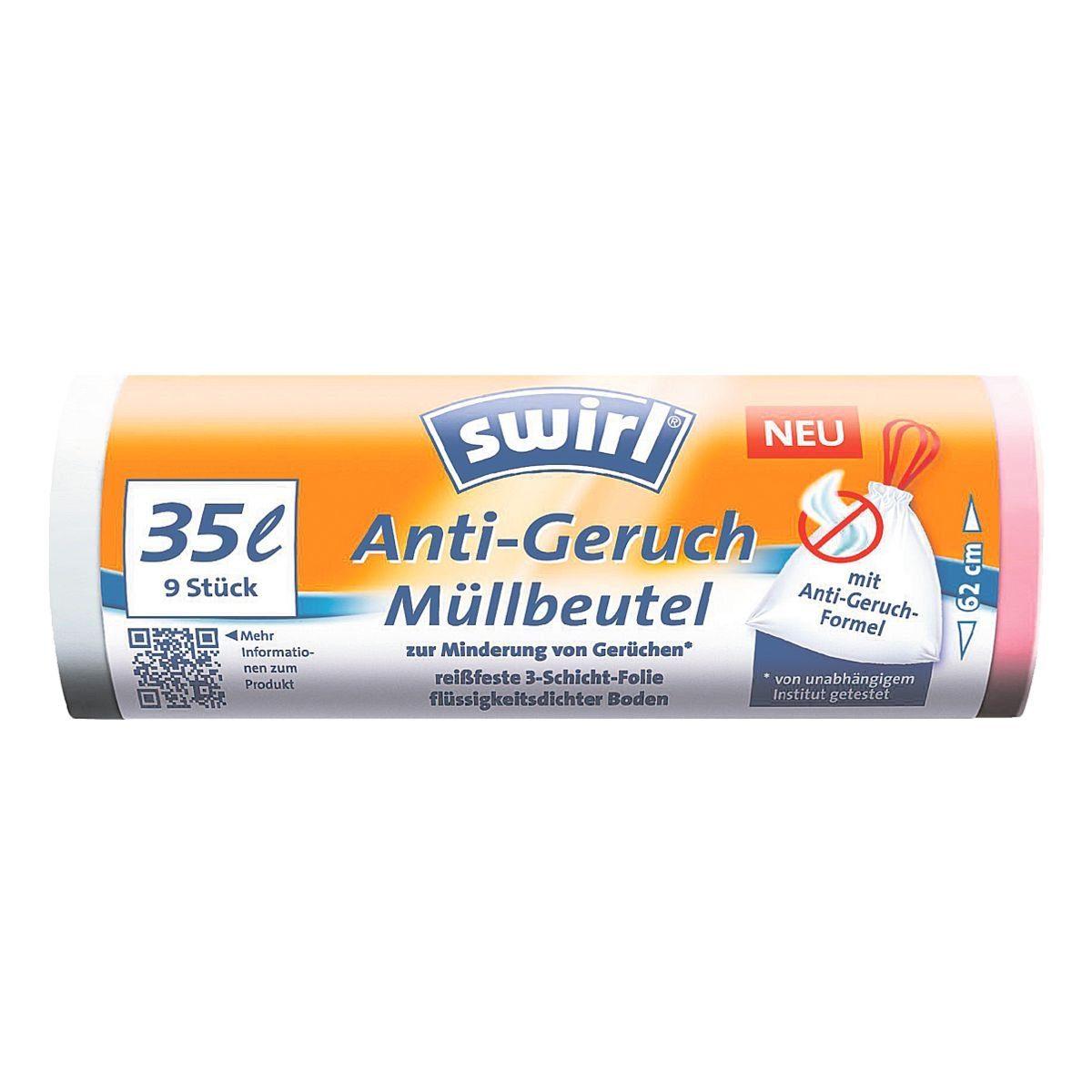 Swirl Anti-Geruch Müllbeutel