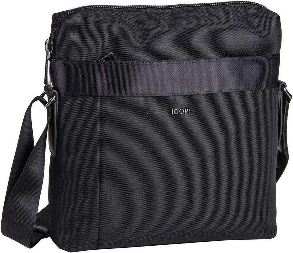 Joop Remus Pure Nylon Shoulder Bag in Black