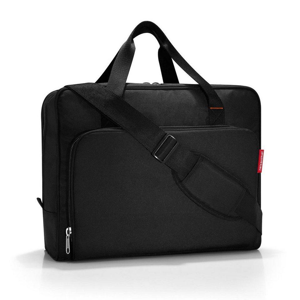 REISENTHEL® Boardingbag »black« in schwarz