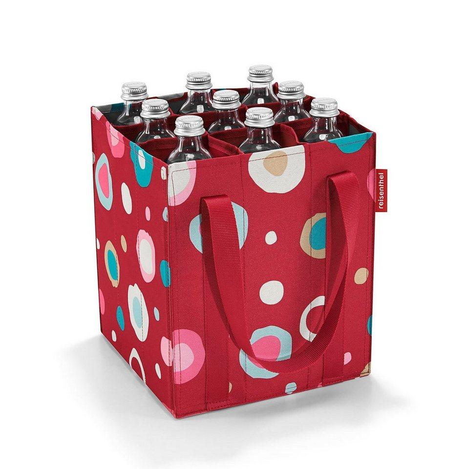 Reisenthel® Bottlebag Flaschenträger »funky dots 2« in bunt