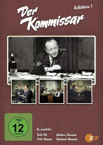 DVD »Der Kommissar: Kollektion 1 (6 Discs)«
