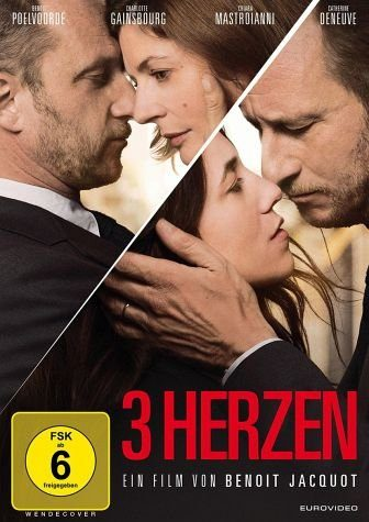 DVD »3 Herzen«