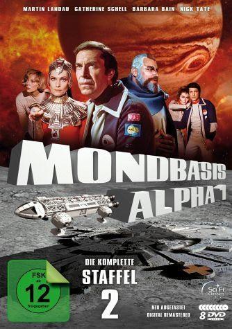 DVD »Mondbasis Alpha 1 - Die komplette Staffel 2...«