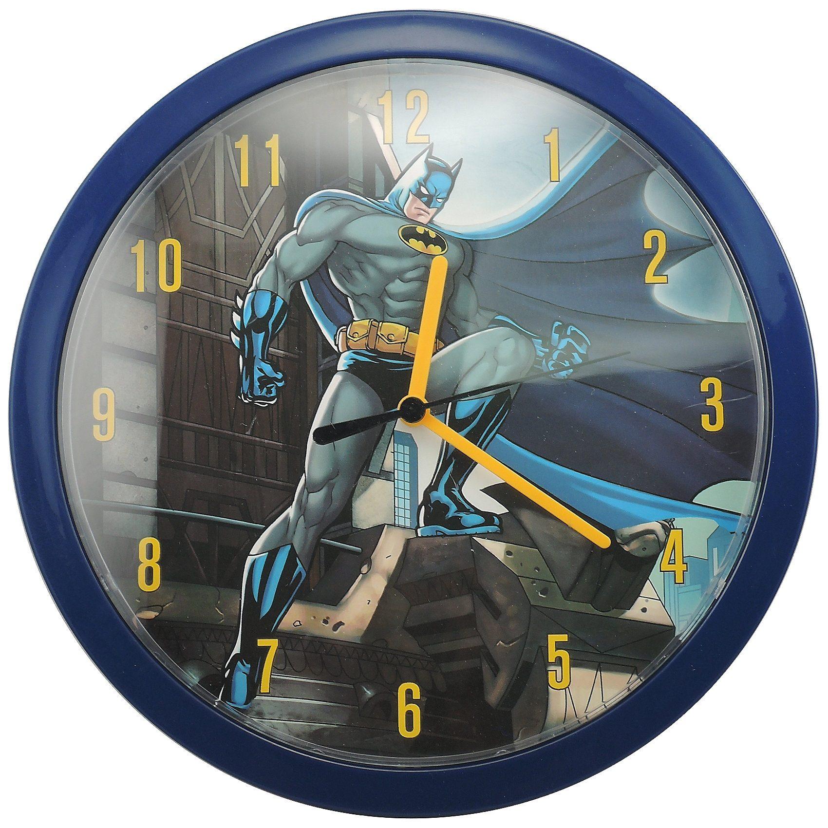JOY TOY Wanduhr Batman