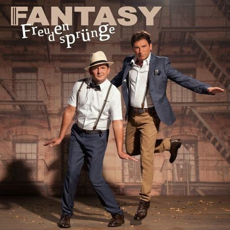 Audio CD »Fantasy: Freudensprünge«