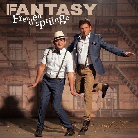 Audio CD »Fantasy: Freudensprünge«