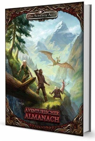 Gebundenes Buch »Aventurischer Almanach Hardcover«