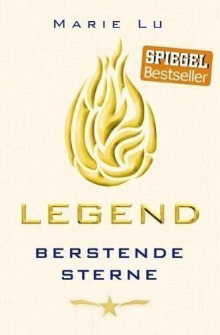 Broschiertes Buch »Berstende Sterne / Legend Trilogie Bd.3«