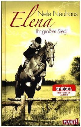 Gebundenes Buch »Ihr größter Sieg / Elena - Ein Leben für...«