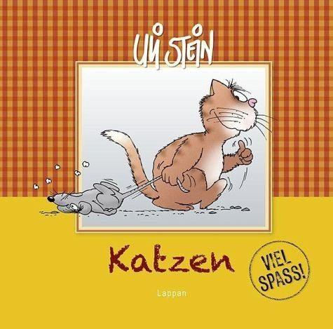 Gebundenes Buch »Katzen - Viel Spaß«
