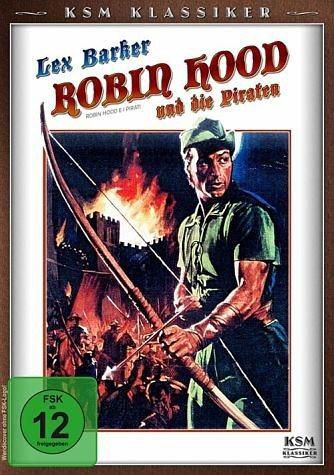 DVD »Robin Hood und die Piraten KSM Klassiker«