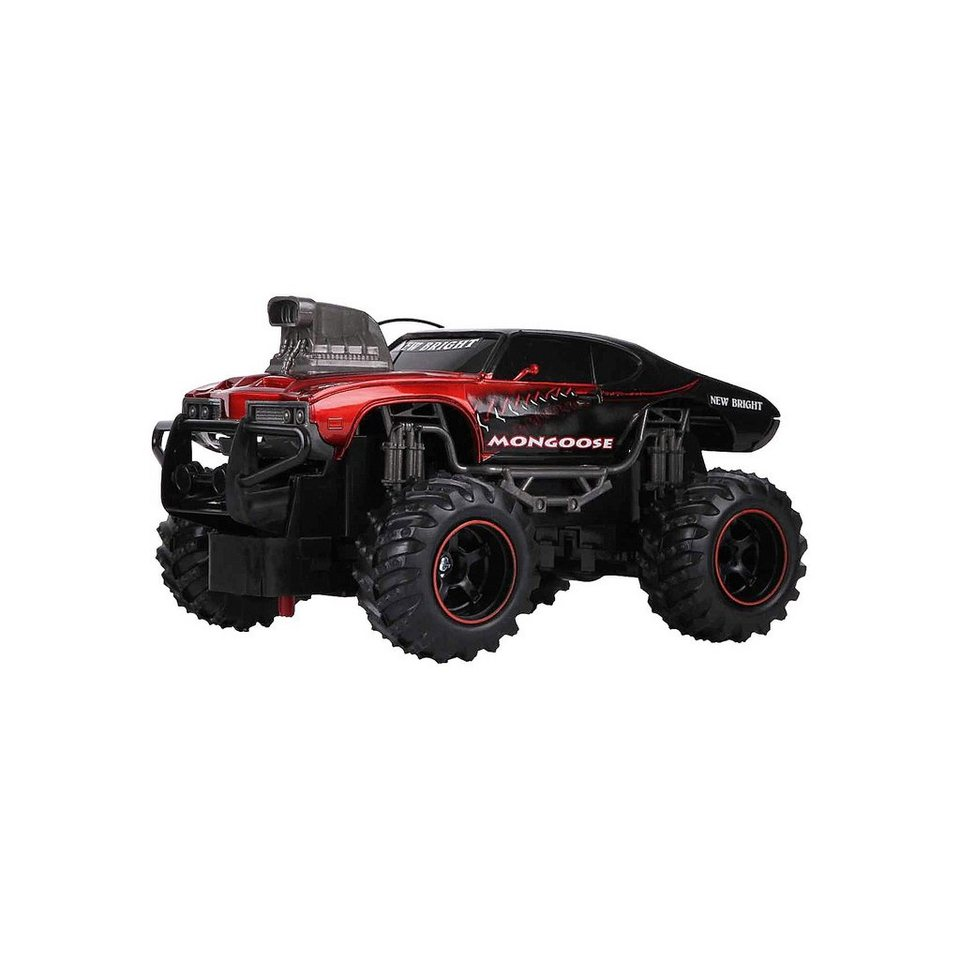 New Bright RC Fahrzeug Predator Muscle Car (Mongoose) 1:24