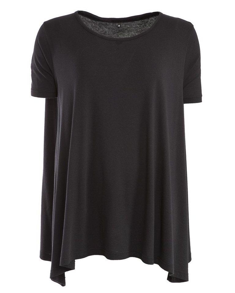 MAZE Shirt, Damen MSH1-61-101 in schwarz
