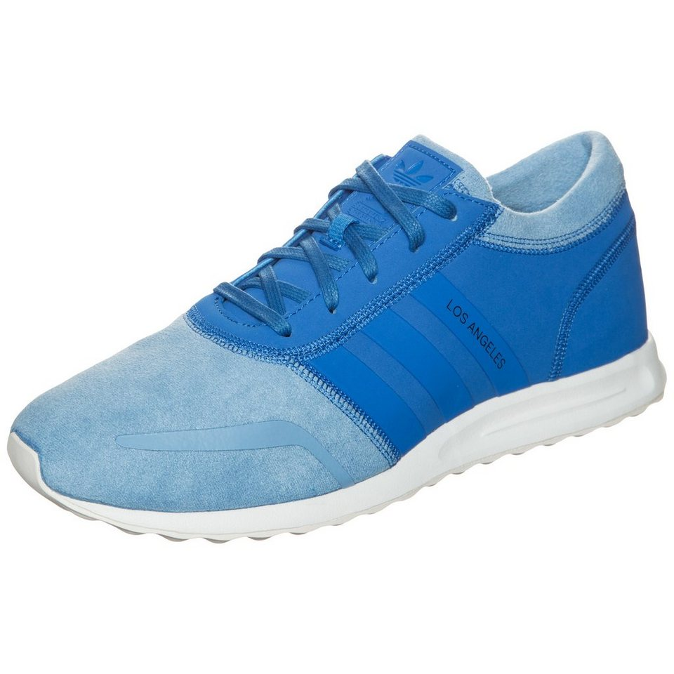 adidas Originals Los Angeles Sneaker in blau