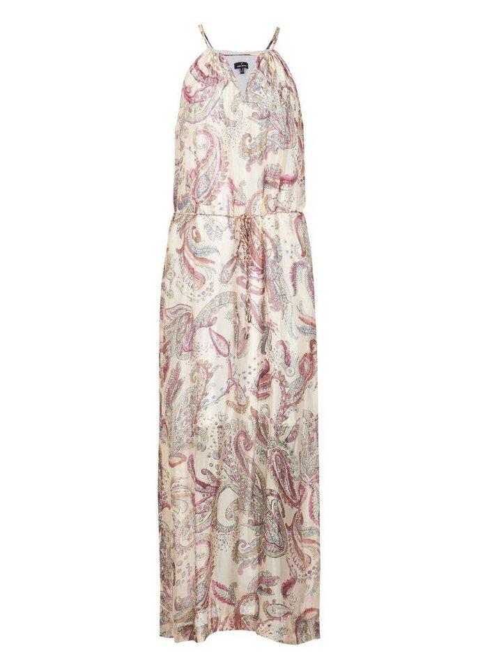 Daniel Hechter Sommerliches Kleid »Rougeatre« in pink