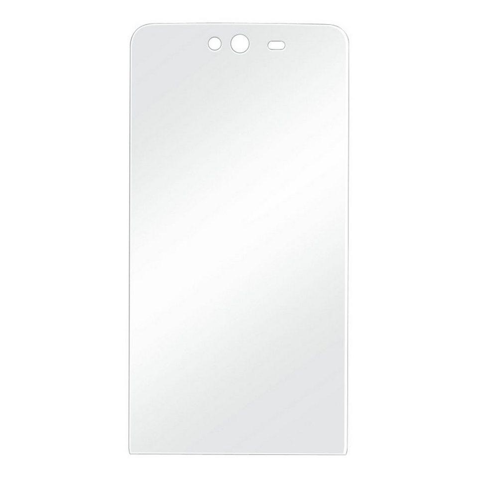 Hama Display-Schutzfolie Crystal Clear für Wiko Rainbow Jam, 2 Stück in Transparent