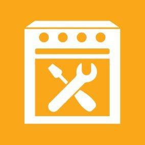 Aufbauservice »für Ihre Respekta Küchenzeile in den Breiten 200 - 225 cm« in weiß
