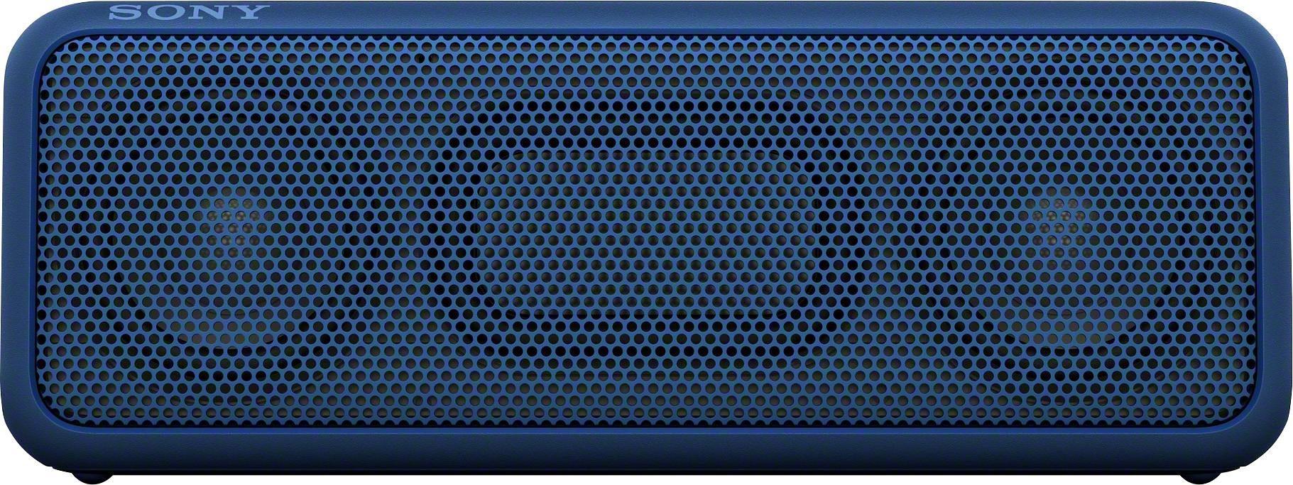 Sony SRS-XB3 tragbarer kabelloser wasserfester Lautsprecher, Bluetooth,NFC, USB mit Freisprechfunktion