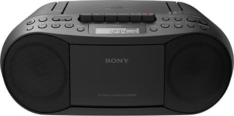 sony cfd s70 cd radio kassetten recorder kaufen otto. Black Bedroom Furniture Sets. Home Design Ideas