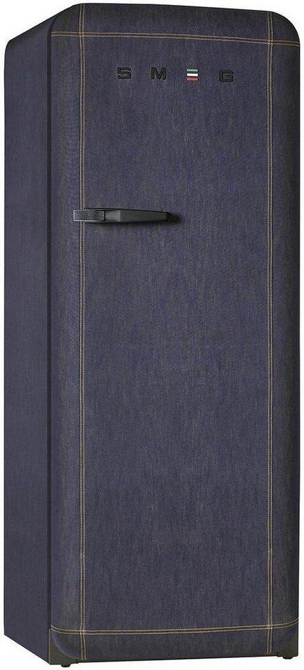 Smeg Kühlschrank FAB28RDB, Energieklasse A++, 151 cm hoch in Jeansblau