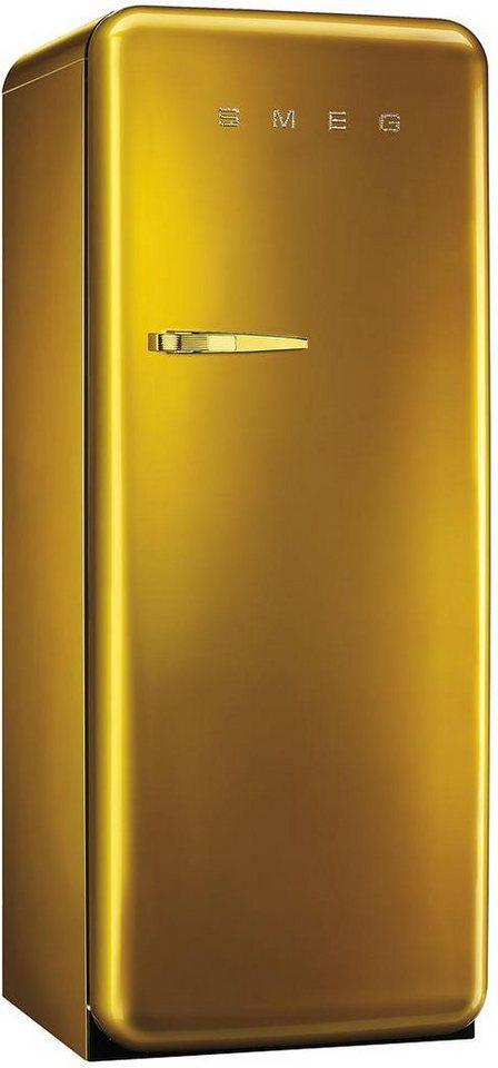 Smeg Kühlschrank FAB28RDG, Energieklasse A++, 151 cm hoch - Preisvergleich